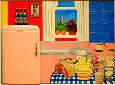 TOM WESSELMANN http://www.widewalls.ch/artist/tom-wesselmann/ #contemporary #art #pop #art