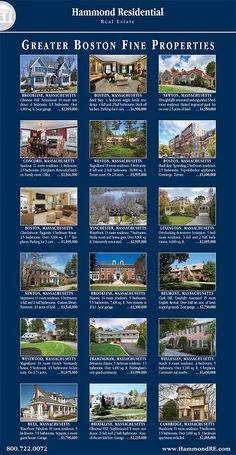 One of the many ways that Hammond maximizes exposure for its seller clients' properties during the Spring market is through this beautifully produced ad, which will appear in the May 13 European edition of the Wall Street Journal.