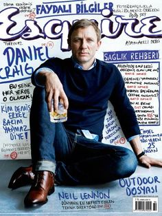 Daniel Craig Magazine Cover Photos - List of magazine covers featuring Daniel Craig - Page 7