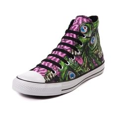 Shop for Converse All Star Hi Zombies Sneaker in Green Zombies at Journeys  Shoes. Shop 67f2e34616