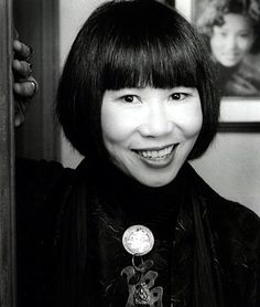 Amy Tan  Novelist