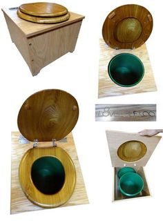 Lovable Loo Tiny House Composting Toilet