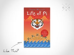 If you like Life of Pi....Go Book Yourself