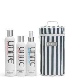 unite boosta shampoo conditioner gratis 7 seconds leave in etui #Unite #haarproducten #haarverzorging