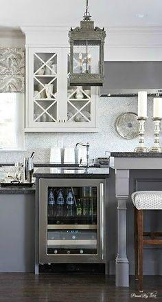 Gorgeous Grays ● Kitchen