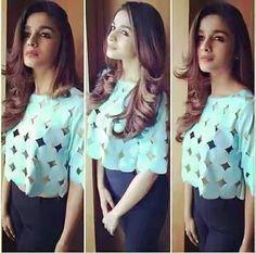 Alia Bhatt in all her glory