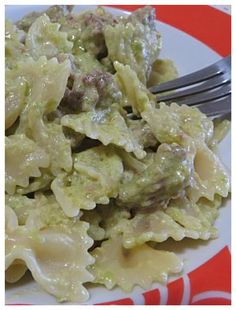 Nachos, Sicilian Recipes, Exotic Food, Greens Recipe, Gnocchi, Diy Food, Pasta Dishes, My Favorite Food, Pasta Recipes