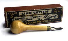lino cutters
