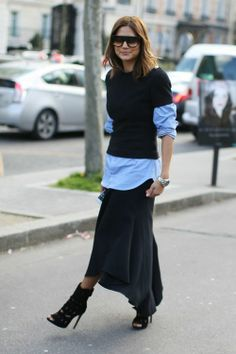 Dress Blues | via Tumblr | threebythreeblog.com
