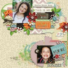 The Digichick :: Collections :: Brand New Me   Collection