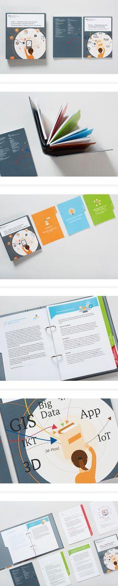 Toolkit – Digitalisierung in Entwicklungszusammenarbeit und Internationaler Zusammenarbeit in Bildung, Kultur und Medien #ikt #toolkit #ordner #digitalisierung #editorialdesign