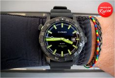 C600 TRI-TECH DIVER ELITE | BY CHRISTOPHER WARD | Image
