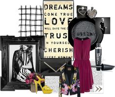 """""""Evening"""" by sarah-w-dawson ❤ liked on Polyvore"""