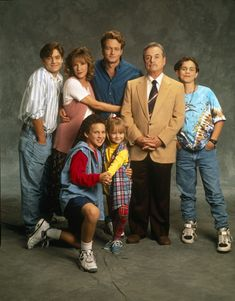 Boy meets world, one of the best TV shows ever made. The clothes are just so ridiculous. Aww, the 90's. LOL I'm sounding like a 25 year old or something. I feel old (I'm 15, so maybe I am old :$ }