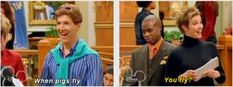 """When Carey clappedback: 21 Of The Most Underrated Moments From """"The Suite Life Of Zack And Cody"""" Zack And Cody Funny, Zack Y Cody, Movie Facts, Funny Facts, Funny Jokes, Hilarious, Stupid Funny, Random Facts, Funny Minion"""