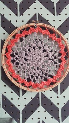 HookedwithLuv: Doily/ Mandala