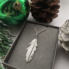 Feather Jewelry, Feather Necklaces, Boho Jewelry, Bridal Jewelry, Jewelry Gifts, Unique Jewelry, Handmade Silver Jewellery, Sterling Silver Jewelry, Presents For Women