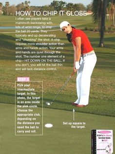 Golf Instruction - The Proper Golf Grip. Golf Chipping Tips That Will Change Your Game. Grips golf chipping tips Tips And Tricks, Golf Chipping Tips, Golf Ball Crafts, Golf Drivers, Golf Instruction, Golf Tips For Beginners, Golf Exercises, Perfect Golf, Golf Training