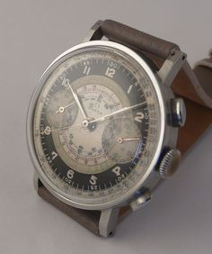 Vintage Watches Collection : Omega Chronograph - Watches Topia - Watches: Best Lists, Trends & the Latest Styles Old Watches, Fine Watches, Vintage Watches, Wrist Watches, Amazing Watches, Beautiful Watches, Junghans, Vintage Omega, Luxury Watches For Men