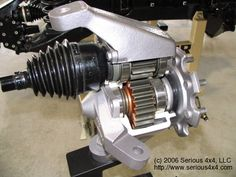 Some Rad Independent portal axle - Promoted my The Fab Forums Vw Lt 28, Portal Axles, Off Road Suspension, Hummer H1, Nissan Patrol, Suspension Design, Expedition Vehicle, Jeep Truck, Metal Fabrication