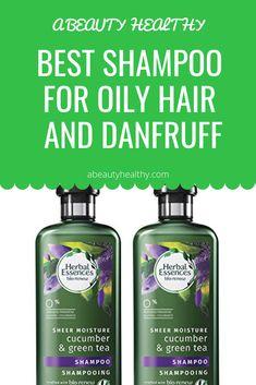 Best Shampoo for Oily Hair And Danfruff Oily Hair Shampoo, Drugstore Shampoo, Shampoo For Dry Scalp, Good Shampoo And Conditioner, Shampoo For Thinning Hair, Oily Scalp, Best Shampoo For Dandruff, Frizzy Hair, Green Tea Shampoo