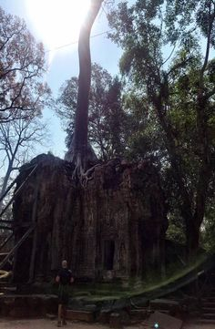 The Angkor Temples can be found throughout Cambodia, however the main hub are located just outside of Siem Reap. How to get to Angkor Wat Angkor Wat Cambodia, Siem Reap, Temples, Pictures, Photos, Photo Illustration, Resim