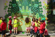 The Big Draw - The world's largest drawing festival | The Big Draw x Forest of Imagination