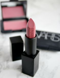 NARS Audacious lipstick in Anna- Thirteen Thoughts