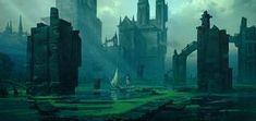 Pick 3 Topics You Like | DeviantArt Demon Drawings, Art Drawings Sketches, Fantasy Landscape, Fantasy Art, Dark Fantasy, My Little Pony Bedroom, Austria Map, Tarot Cards Major Arcana, Mystic Moon