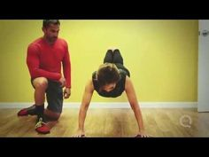Lisa's Torture of the Week: Wall Mountain Climbers - YouTube