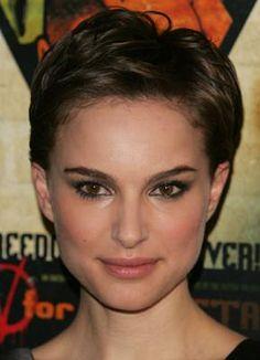Casual Lips Makeup of Natalie Portman