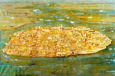 Bomb Island 1991, Peter Doig