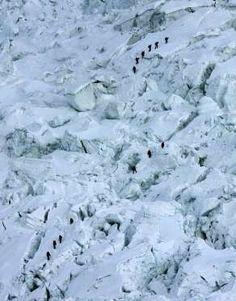 Snowboarding on Everest - Gurinder Osan, File/AP Photo