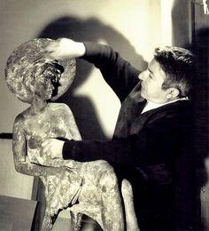 Venanzo Crocetti | Figurative sculptor | Tutt'Art@ | Pittura * Scultura * Poesia * Musica |