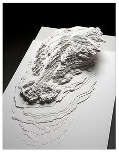L'art Japonais #25: Noriko Ambe, et le découpage de papier devient sublime - Blog d'un cochon aviateur au nom hybride - Gameblog.fr