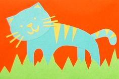 Items similar to Cat on the Grass Cut Paper Wall Art on Etsy Cut Paper, Paper Cutting, Paper Wall Art, Grass, My Etsy Shop, Cat, Papercutting, Grasses, Cats