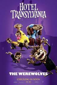 Hotel Transylvania! Love that movie I love Winnie mavis little girl werewolf!