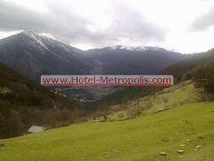 Paisajes de Andorra después de la época de esquí!!!