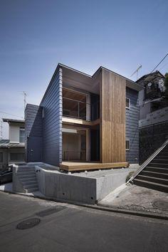 外観(撮影:Tomohiro Sakashita)(桜テラスの家) - 外観事例|SUVACO(スバコ)