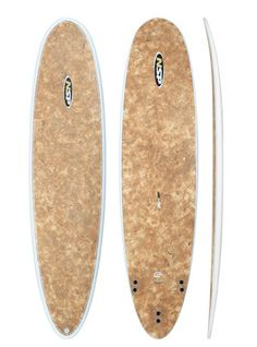 Coco mat funboards by Global Surf Industries