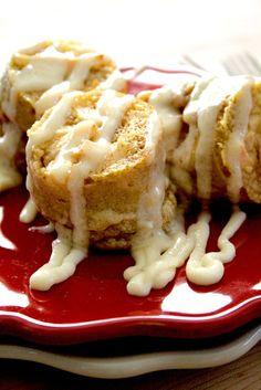 Apple Pie Popovers recipe