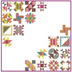 Sisters Ten modern BOM with gen X quilters - it's FREE