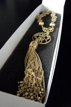 Swish necklace by Lia Sophia