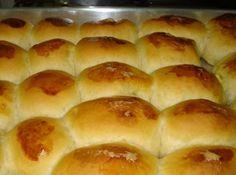 Pão caseiro delicioso e baratíssimo -