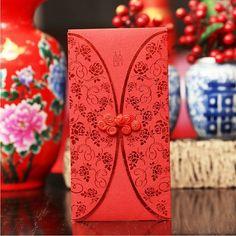 Adorable Cheongsam Style Red Envelope #hongbao #redpacket #ChineseNewYear