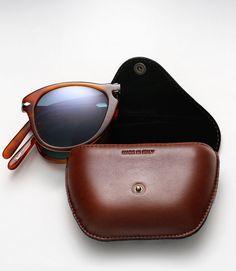 bdcbf81e37b Re-Issued Limited Edition Persol 714 Steve McQueen Sunglasses