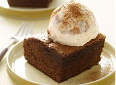 Traditional Brownies with a lil Mexican touch.... Just add ground Chipotle chile pepper & cinnamon to your brownie batter.....bake.....top it with a little cool whip & sprinkle ground chipotle pepper......yummy.....
