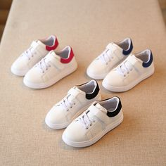 In The Spring of 2016 Children Shoes Euro The Stylish Girls Sandals Joker White Shoe Boy Casual Shoes Sneakers on Sale♦️ SMS - F A S H I O N 💢👉🏿 www.sms.hr/... US $11.47