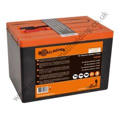 Powerpack Battery 9V/175Ah - Gallagher Electric Fencing