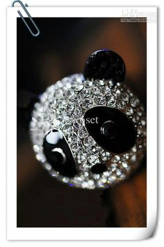 Panda ring! Love it!